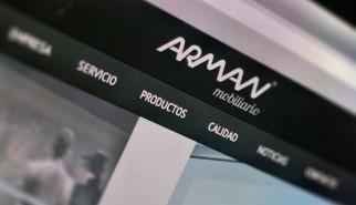 Captura de la nueva web